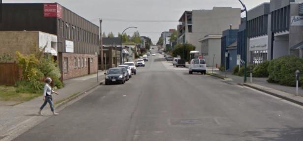 caught on google street view